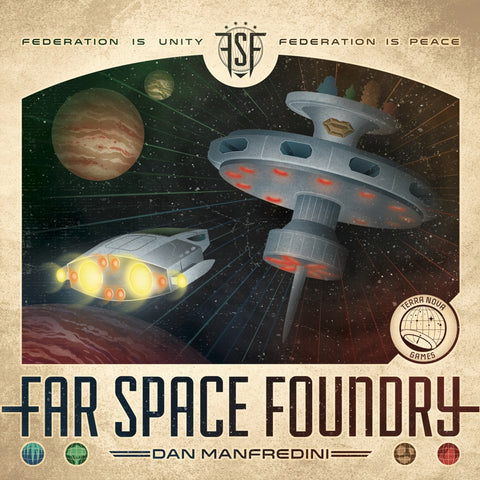 Far Space Foundry