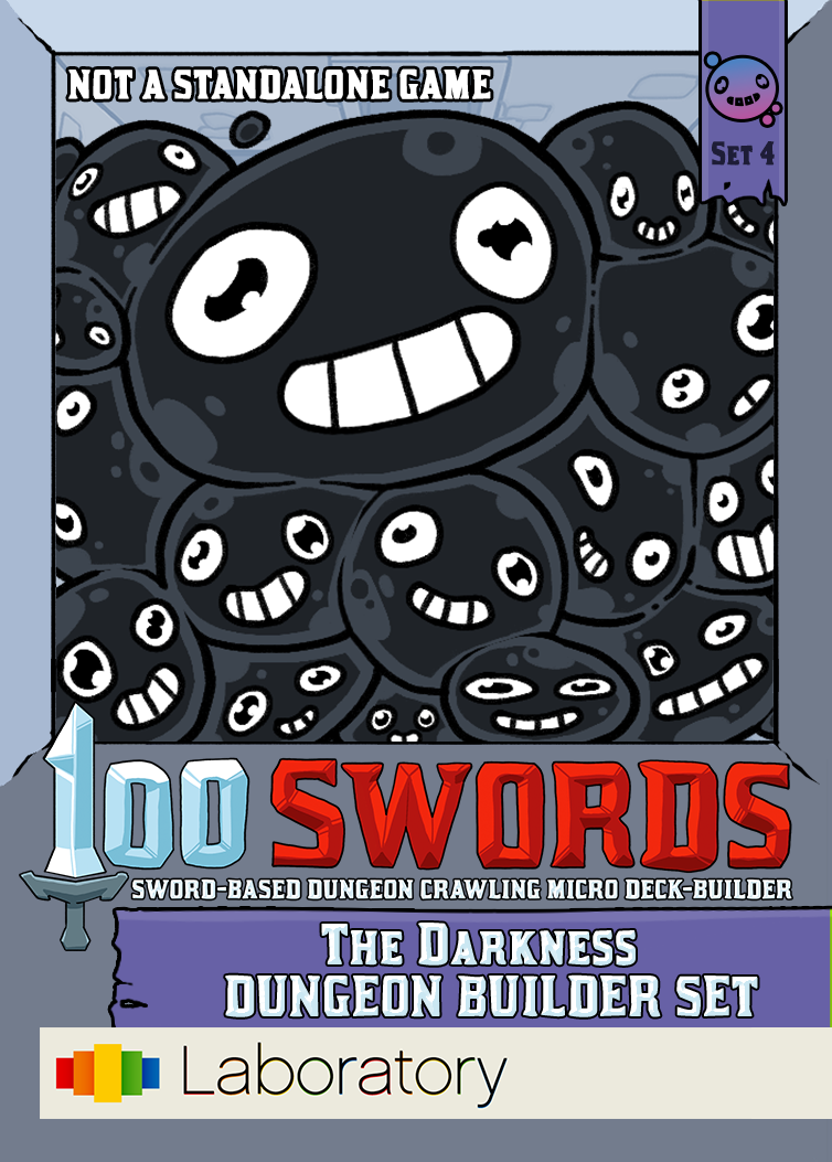 100 Swords: The Darkness Dungeon Builder Set