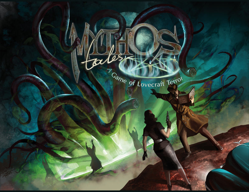 Mythos Tales (First Limited Edition)
