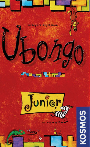 Ubongo Junior Mitbringspiel (German Import)