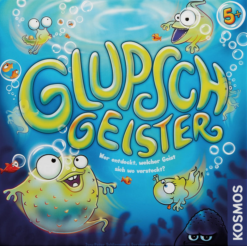 Glupschgeister (German Import)