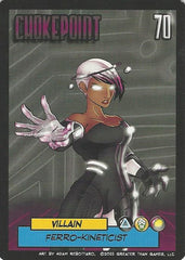 Sentinels of the Multiverse: Chokepoint Villain Mini-Expansion