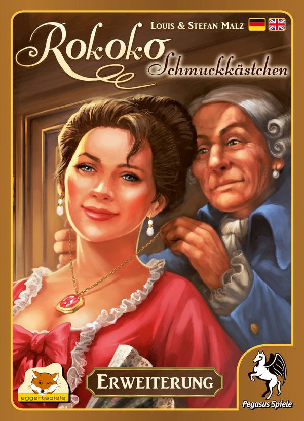 Rococo: Jewelry Box (Eagle Gryphon Games Edition)