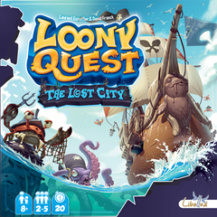 Loony Quest: The Lost City (Import)