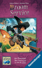 Broom Service: The Card Game (Import)