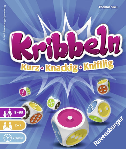 Kribbeln (German Import)