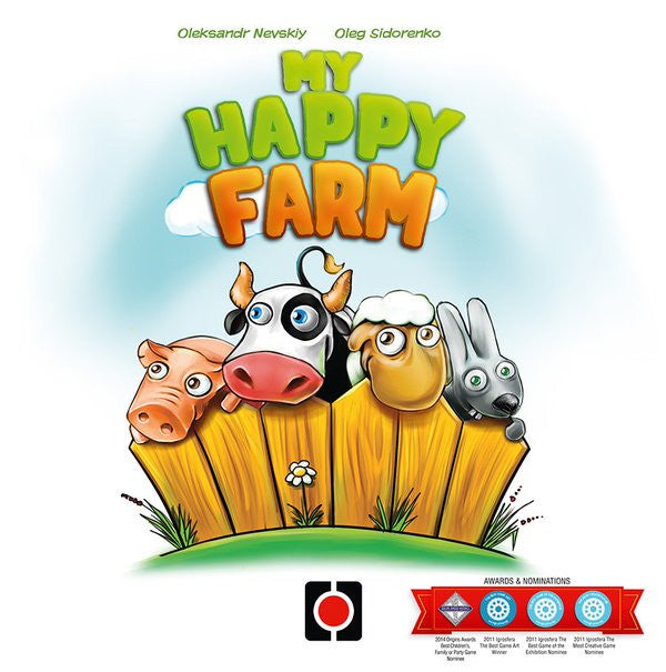 My Happy Farm (Second Edition)