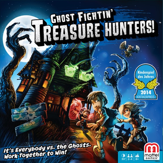 Ghost Fightin' Treasure Hunters