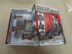 Zombicide: Black Plague Special Guest Box #10 – Adrian Smith