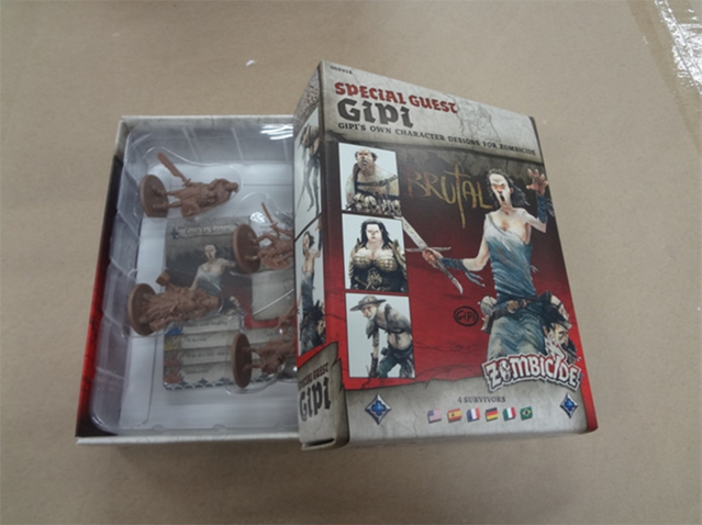 Zombicide: Black Plague Special Guest Box