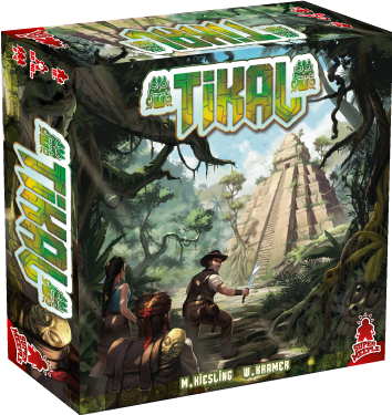 Tikal (French Edition)