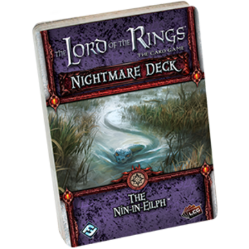 The Lord of the Rings: The Card Game - Nightmare Deck: The Nîn-in-Eilph