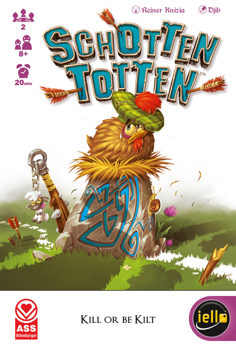 Schotten Totten (English Edition)