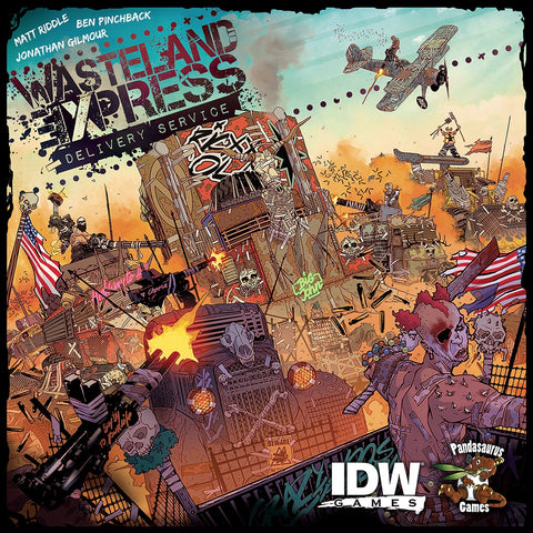 Wasteland Express Delivery Service *PRE-ORDER*