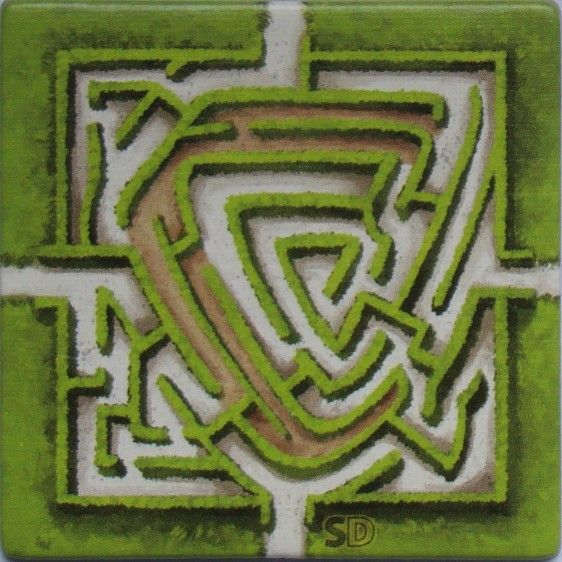 Carcassonne: Das Labyrinth (German Import)
