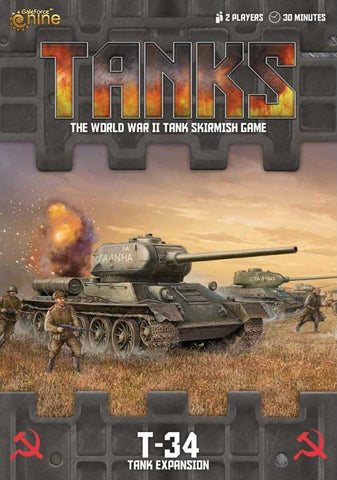 Tanks: Soviet T-34 Tank Expansion