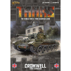 Tanks: British Cromwell Tank Expansion