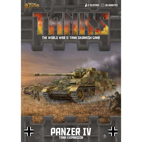 Tanks: German Panzer IV Tank Expansion