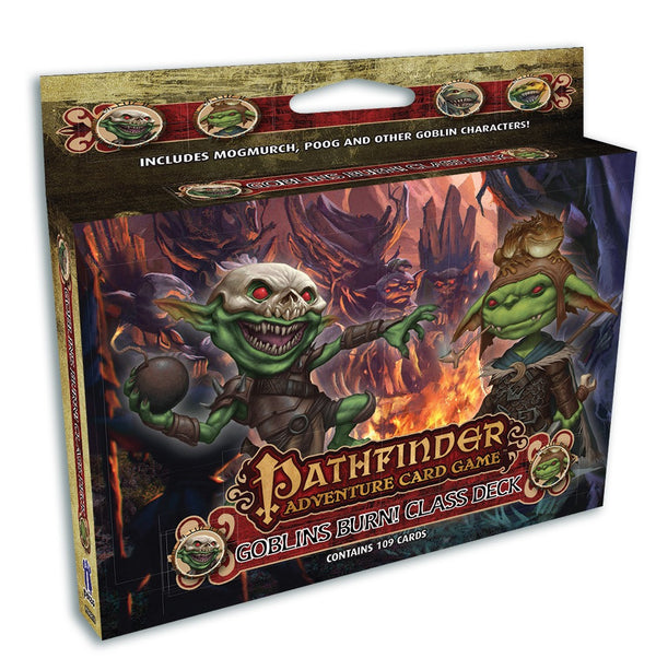 Pathfinder Adventure Card Game: Class Deck - Goblins Burn!