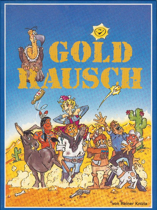 Goldrausch (aka Gold Digger) (German Import)