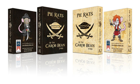 Pie Rats of the Carob Bean Farm