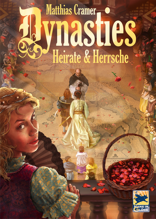 Dynasties: Heirate & Herrsche (German Import)
