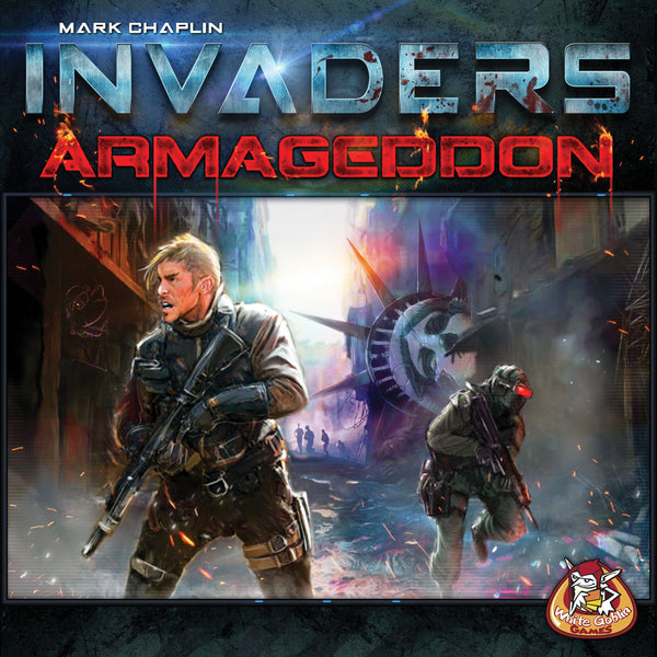 Invaders: Armageddon (Import)