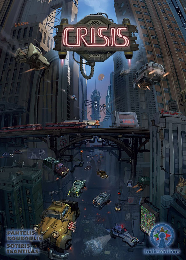 Crisis (Deluxe Second Edition) (Import)