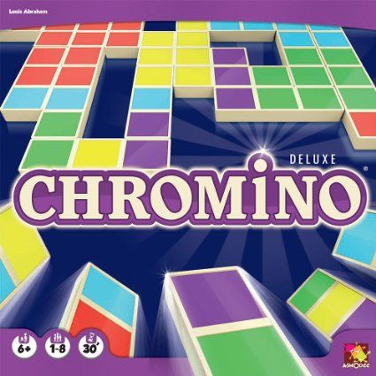 Chromino (English Deluxe Edition)