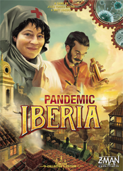 Pandemic Bundle (Reign of Cthulhu + Iberia)