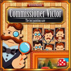 Commissioner Victor: The lost painting case