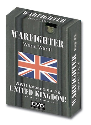 Warfighter: WWII Expansion #2 - United Kingdom!