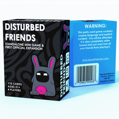 Disturbed Friends: Mini Game & Expansion