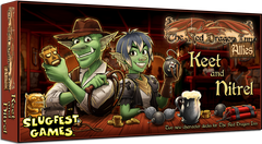 The Red Dragon Inn: Allies – Keet and Nitrel