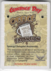 Garbage Day: Office Expansion