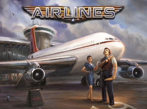 Airlines *PRE-ORDER*