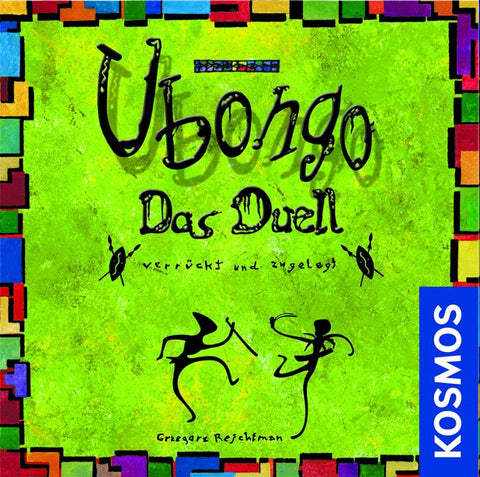 Ubongo: Duel (German Import)