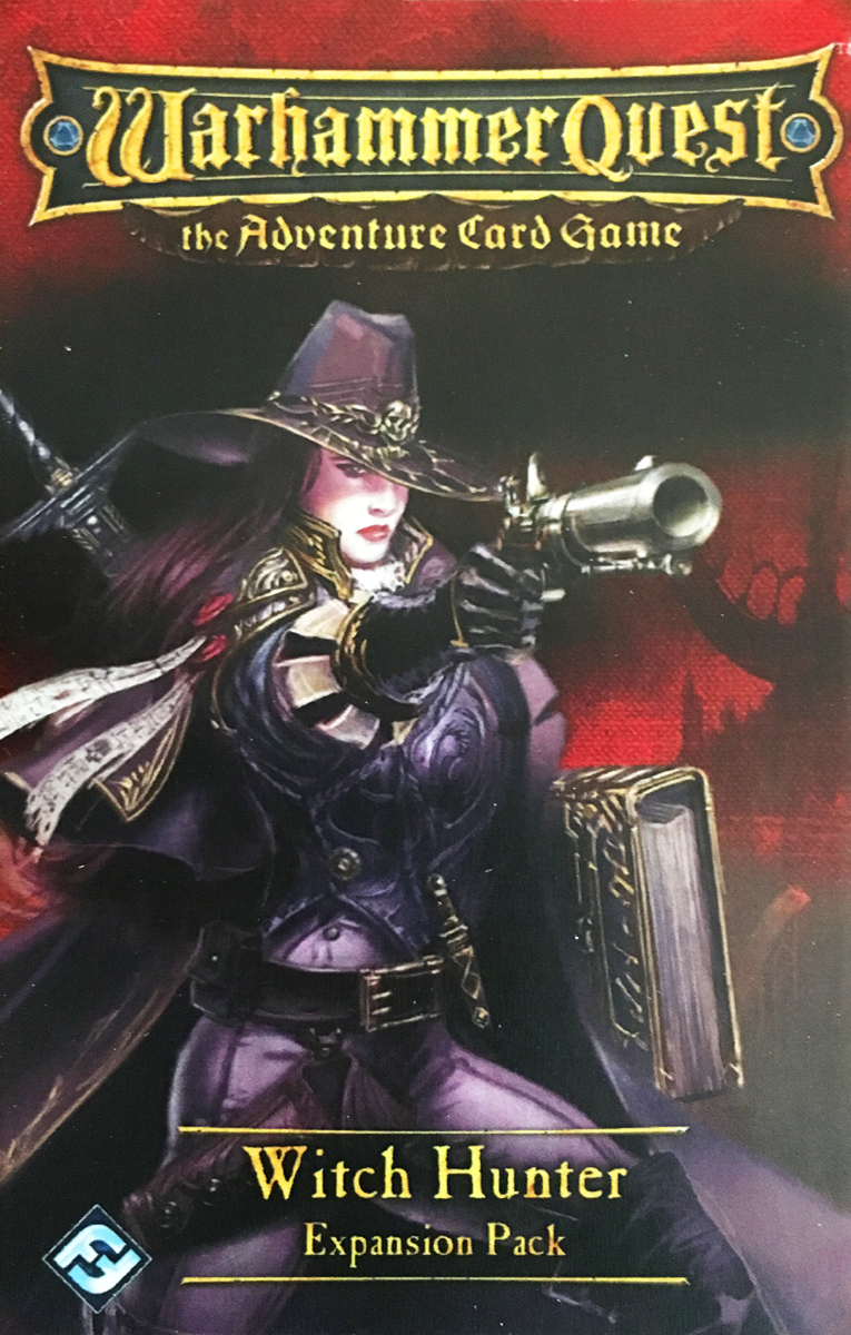 Warhammer Quest: The Adventure Card Game - Witch Hunter Expansion Pack