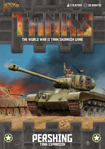 Tanks: American Pershing Tank Expansion