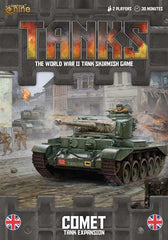 Tanks: British Comet Tank Expansion