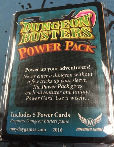 Dungeon Busters: Power Pack