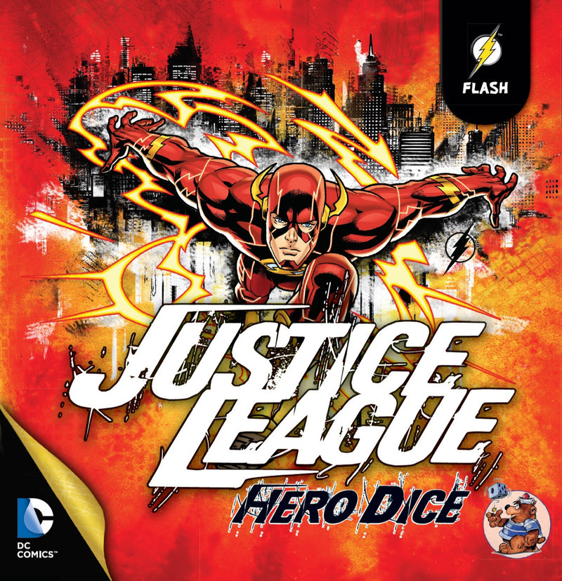 Justice League: Hero Dice - Flash