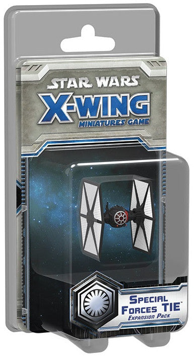 Star Wars: X-Wing Miniatures Game - Special Forces TIE Expansion Pack