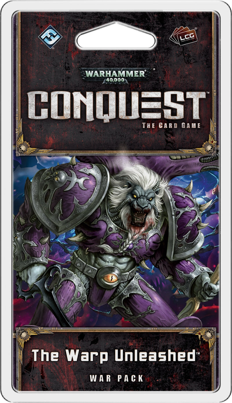 Warhammer 40,000: Conquest - The Warp Unleashed
