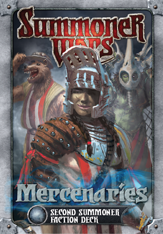 Summoner Wars: Mercenaries – Second Summoner
