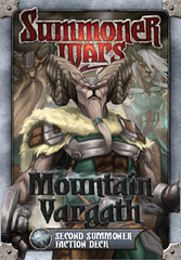 Summoner Wars: Mountain Vargath – Second Summoner