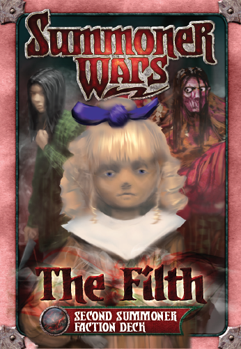 Summoner Wars: The Filth - Second Summoner