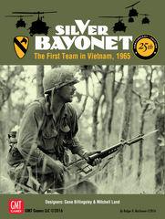 Silver Bayonet: The First Team in Vietnam, 1965 (25th Anniversary Edition) *PRE-ORDER*