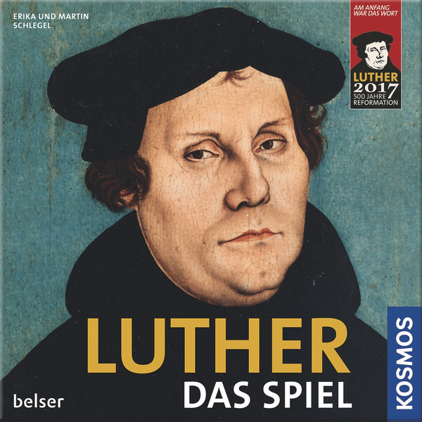 Luther: Das Spiel (German Import)