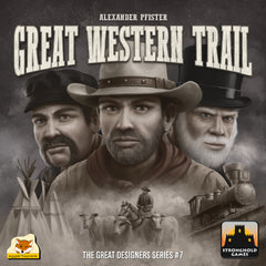 Great Western Trail (Stronghold Edition)